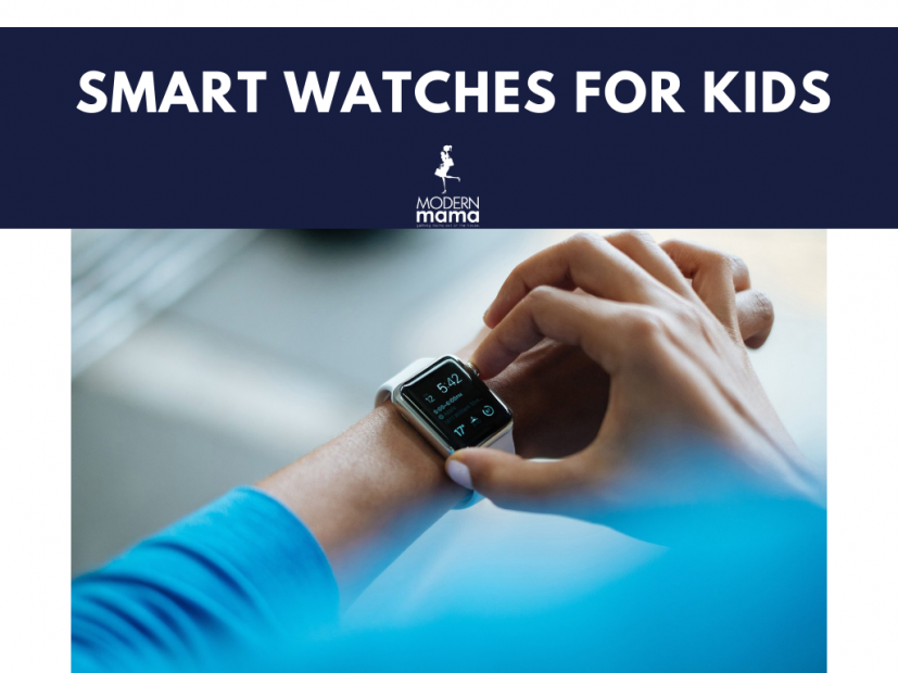 smart watches for kids