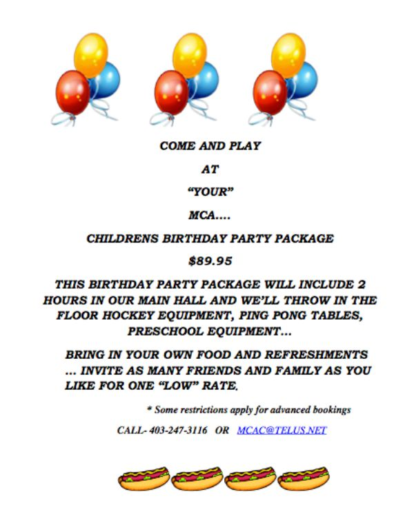 Birthday-Party-Special