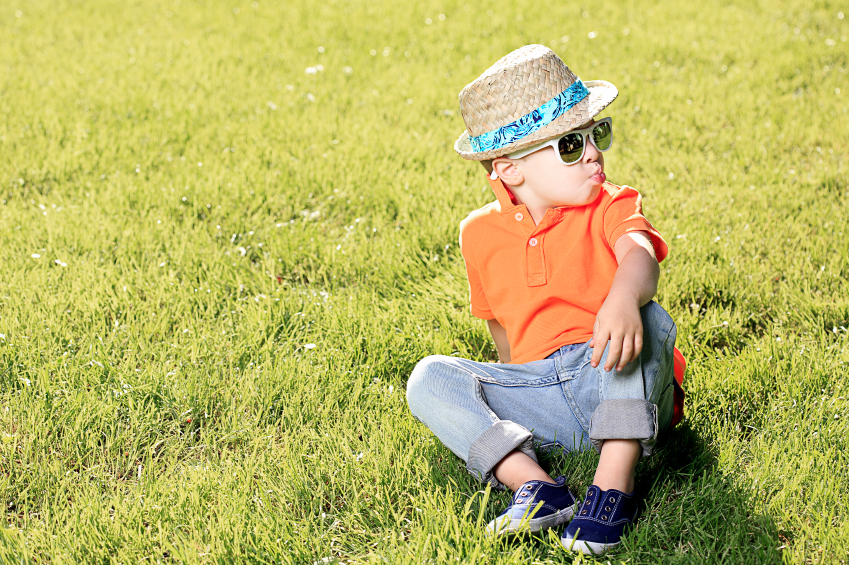 Quick tips for choosing kids' sunglasses