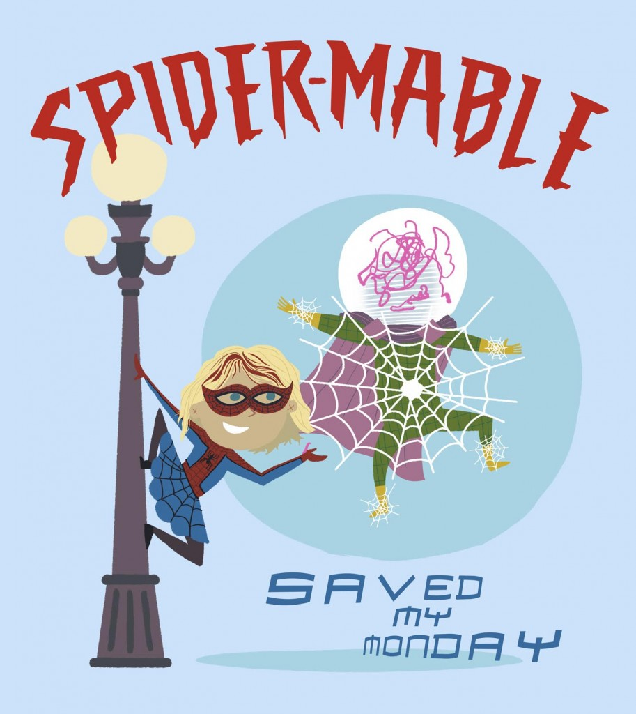 spider mable