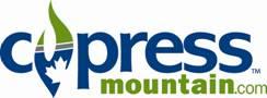Cypress Mountain Logo