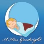A Kiss Goodnight final logo