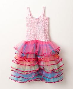 Fairy Dress, Blue Sky Clothing
