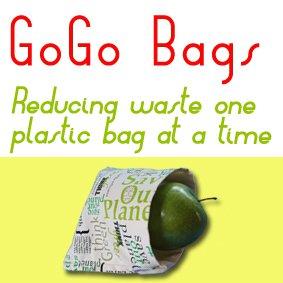Gogo bags logo