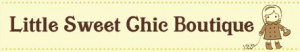 Little Sweet Chic Boutique Logo