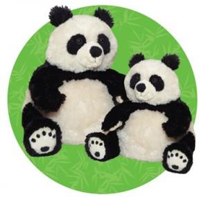 WarmBuddy-Large-Small-Pandas