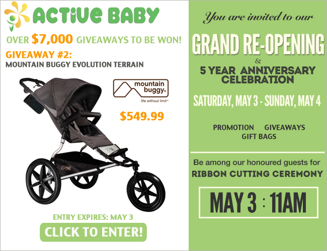 Active Baby Blog Post Graphic