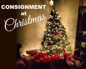 Consignment at Christmas