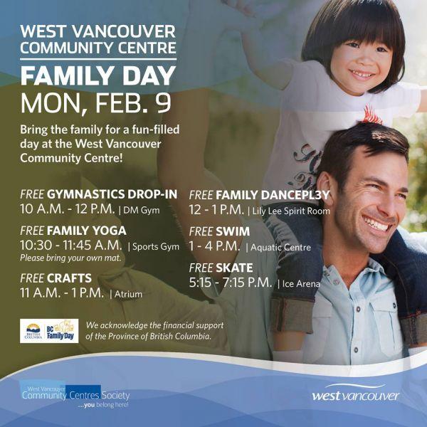 family day west van