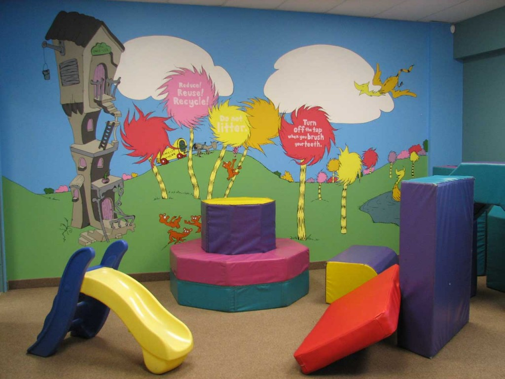 time out play area