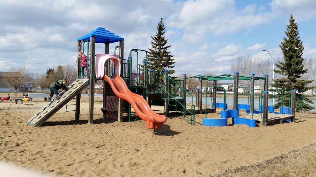 Parkland Village Playground