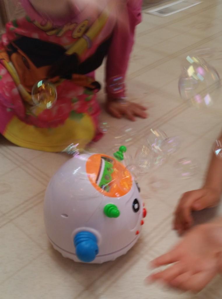 bubble machine 4