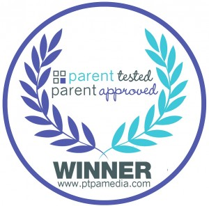 Parent Tested Parent Approved Seal