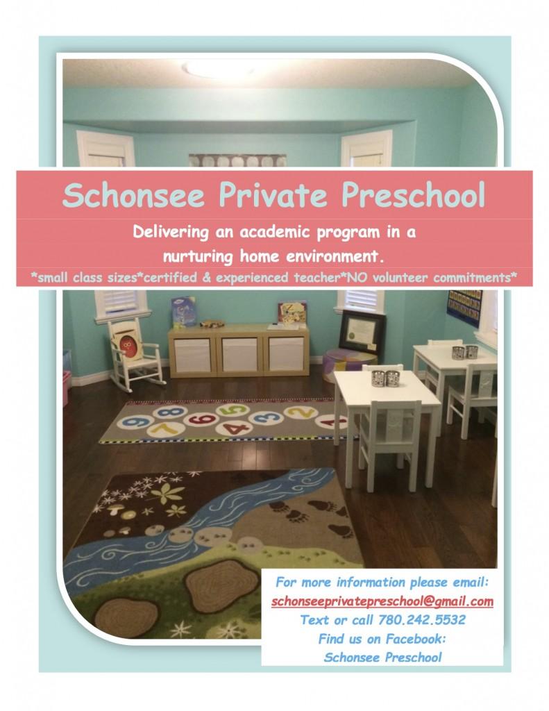 Schonsee Preschool