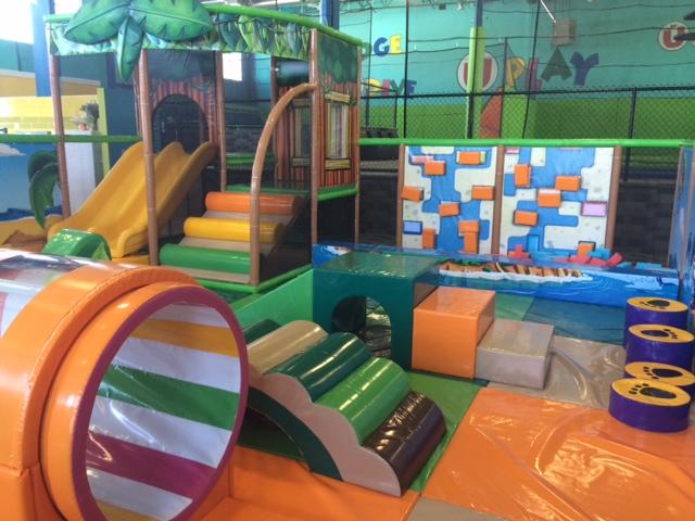 Uplay Toddler Area