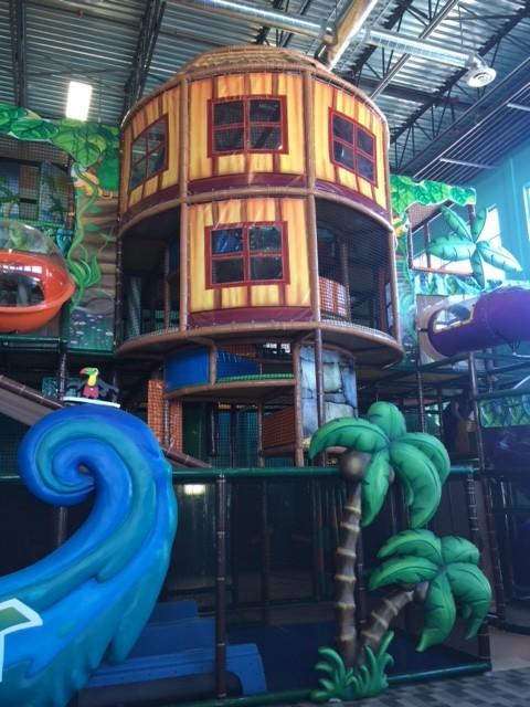 Uplay Indoor Playground