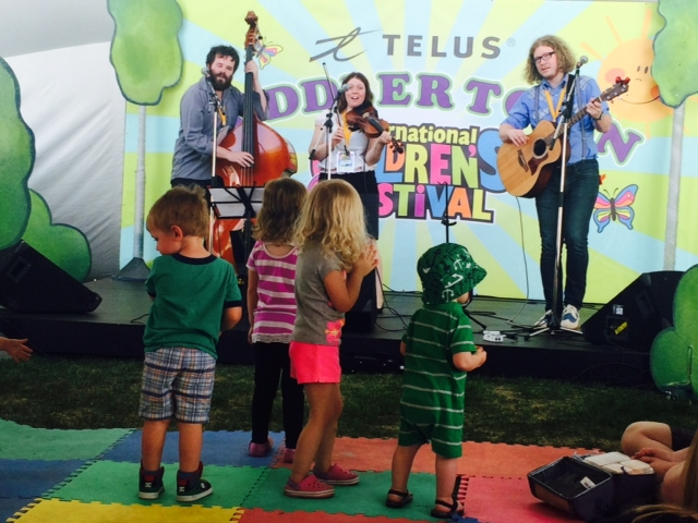 Children's Festival Toddler Town