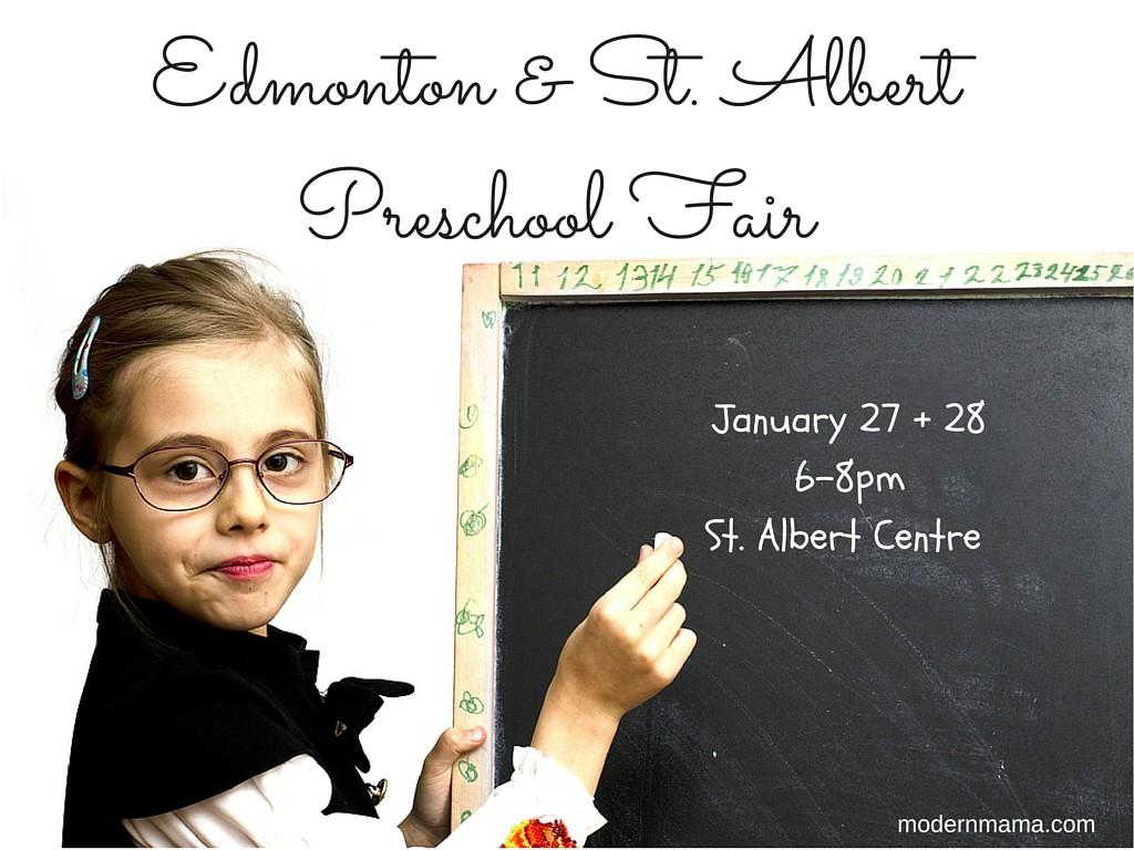 Preschool Fair