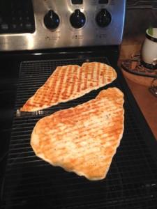 Pampered Chef Flatbread