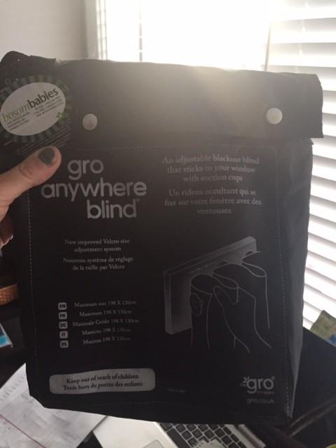 Gro Blind