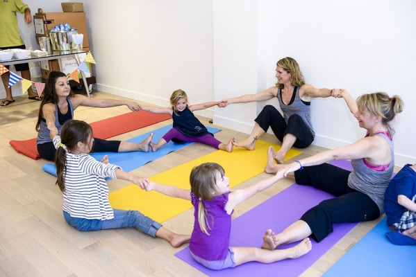 vancouver yoga for kids yogabuttons