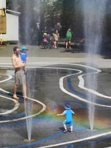 vancouver spray parks