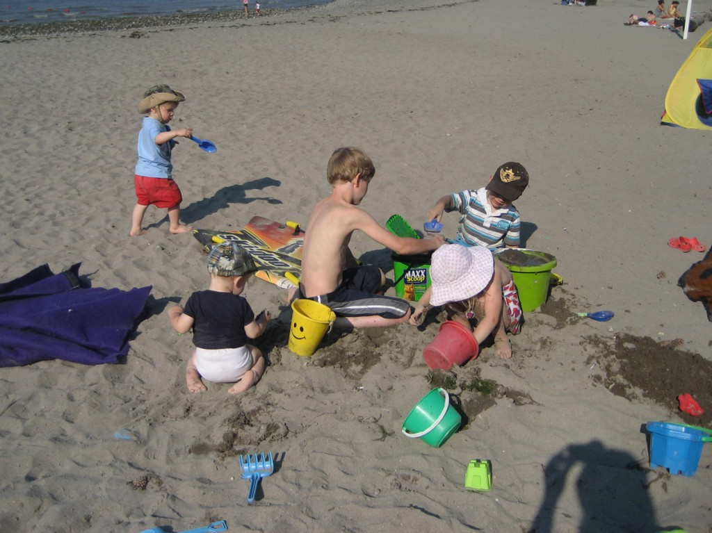 kid-friendly vancouver beaches
