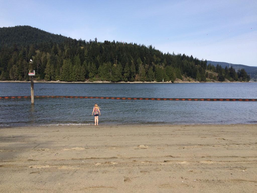 kid-friendly vancouver beaches barnet marine park
