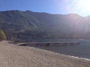 vancouver day trips cultus lake