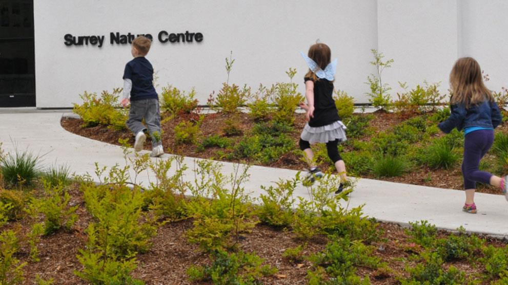 vancouver nature centre surrey