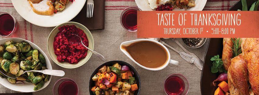 taste of thanksgiving whole food